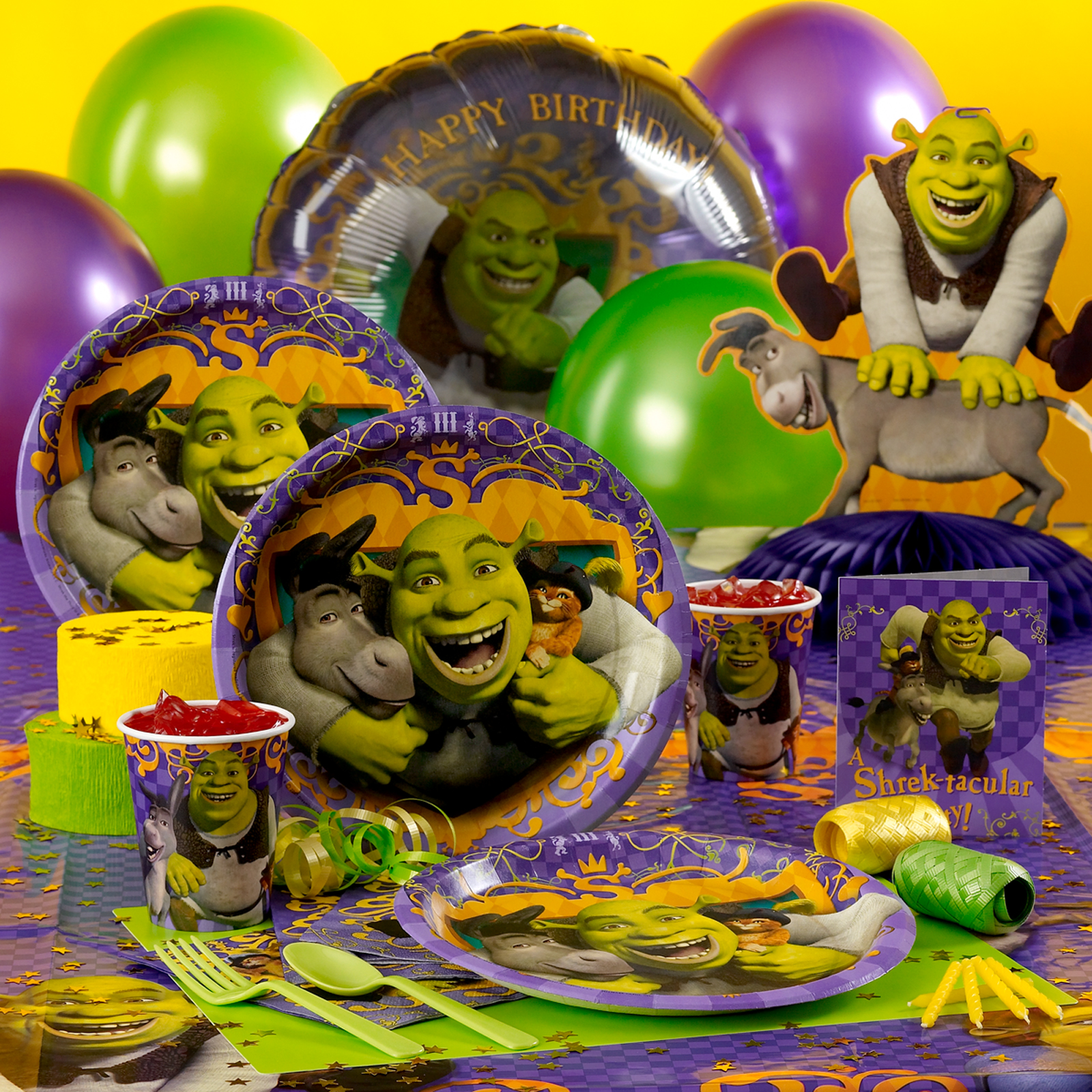 shrek party supplies - calepinhe36's soup