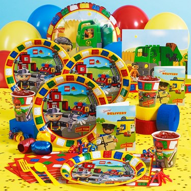LEGO Ville Party Supplies