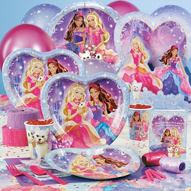 Barbie and the Diamond Castle Party Supplies