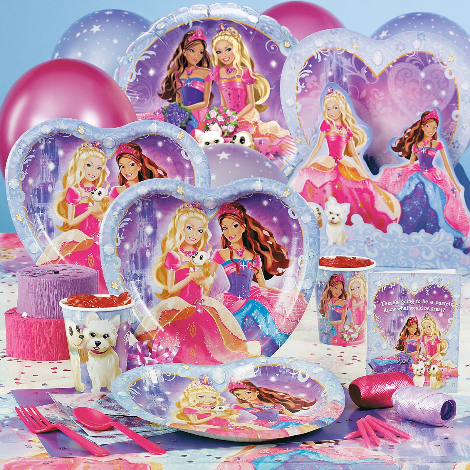 Barbie and the Diamond Castle Party Supplies  BirthdayExpress.com