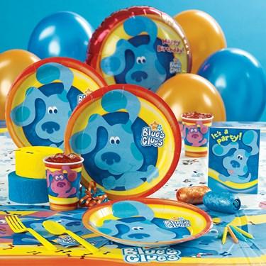 Blue's Clues Party Supplies