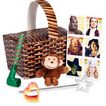 The Wizard of Oz Filled Party Favor Box