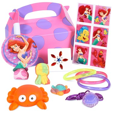 Disney The Little Mermaid Party Favor Box