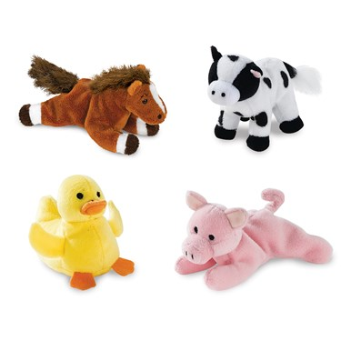 Farm Animal Bean Bags