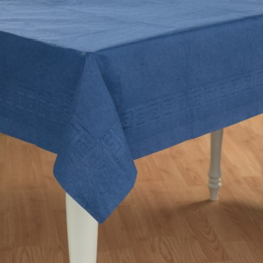 Navy Blue Tablecover