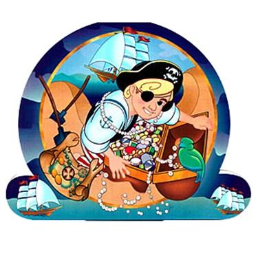 Pirate's Treasure Centerpiece