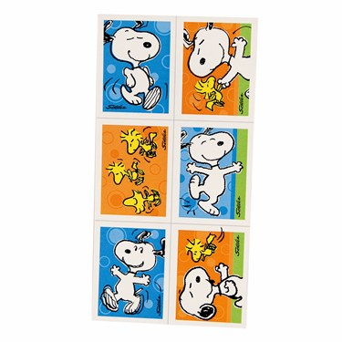 Snoopy Sticker Sheets