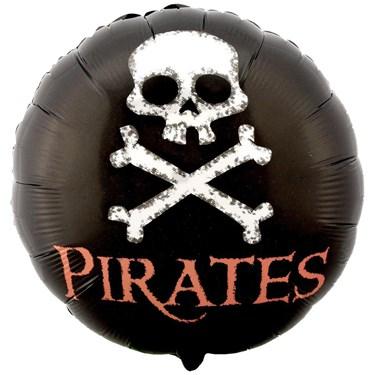 Pirates Foil Balloon