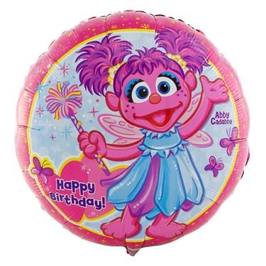 Abby Cadabby Foil Balloon