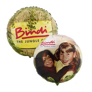 Bindi the Jungle Girl Foil Balloon