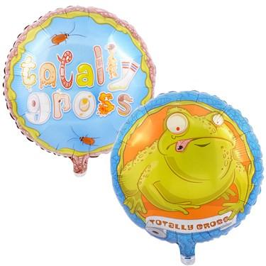 Totally Gross Foil Balloon