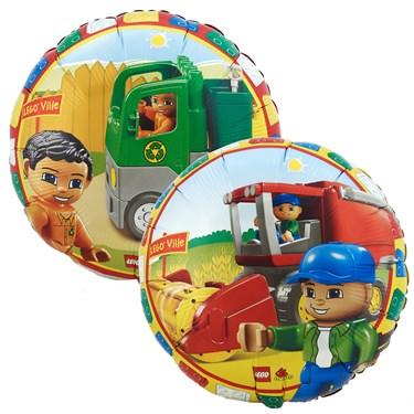 LEGO Ville Foil Balloon