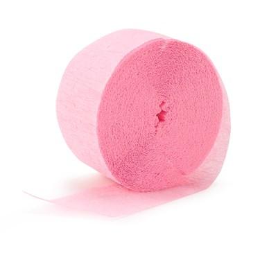 Pink Crepe Paper