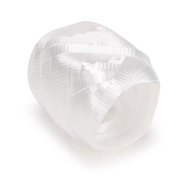 Bright White (White) Curling Ribbon