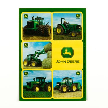 John Deere Sticker Sheets