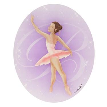 Prima Ballerina Stickers