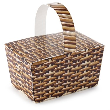Basket Empty Favor Boxes