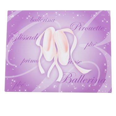 Prima Ballerina Activity Placemats