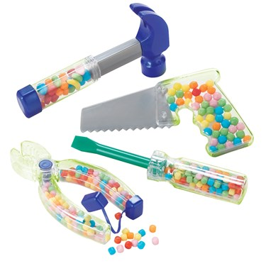 Candy-Filled Tool Set