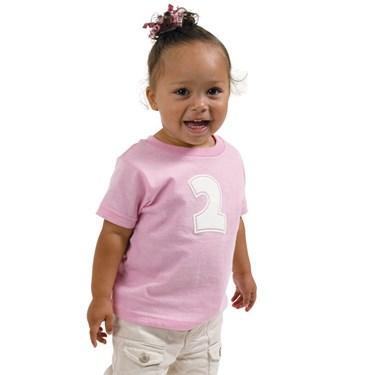 Pink #2 T-Shirt