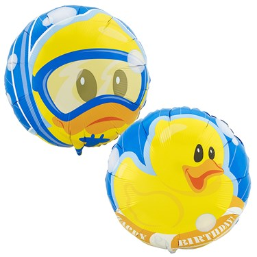 Just Ducky Foil Balloon