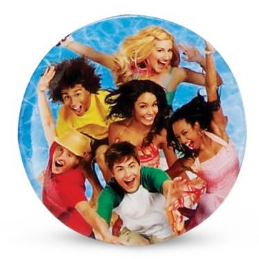 Disney High School Musical Group Buttons