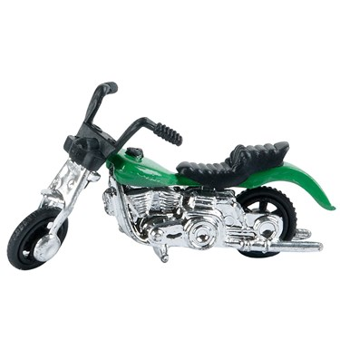 Die Cast Motorcycles Assorted