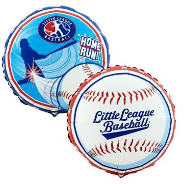 Little League Baseball Foil Balloon
