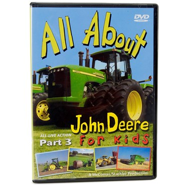 DVD: All About John Deere for Kids, Part 3