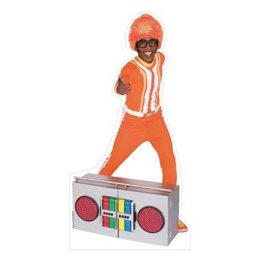 Yo Gabba Gabba! DJ Lance Rock Standup