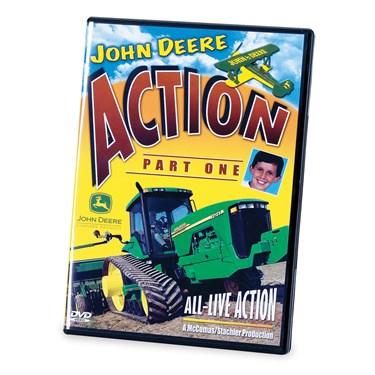 John Deere Action DVD