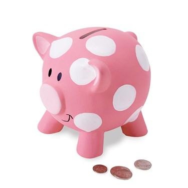 Piggy Bank Painting Activity