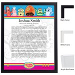 Yo Gabba Gabba! Keepsake Scroll