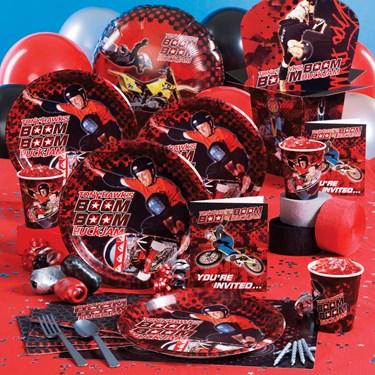 Tony Hawk's New Boom Boom HuckJam Party Supplies