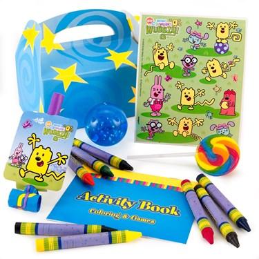 Wow! Wow! Wubbzy! Party Favor Box