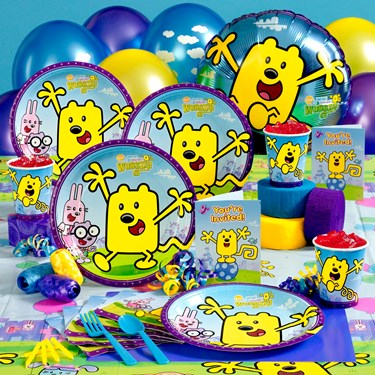 Wow! Wow! Wubbzy! Party Supplies