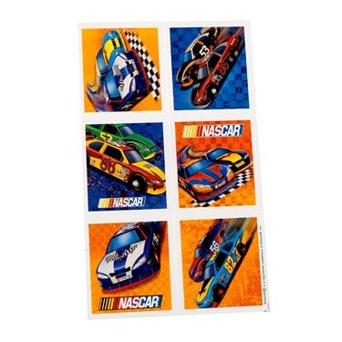 NASCAR Full Throttle Sticker Sheets