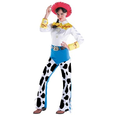 Toy Story - Jessie Deluxe Adult Costume