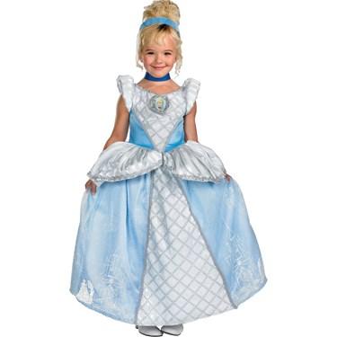 Storybook Cinderella Prestige Toddler / Child Costume