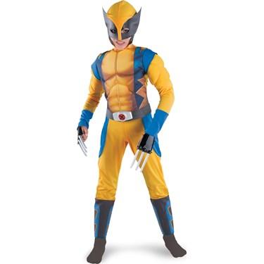 X-Men Origins Wolverine Classic Muscle Child Costume