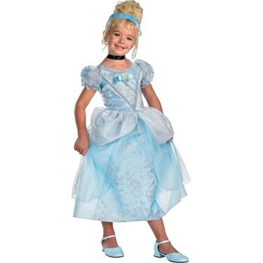 Disney Cinderella Deluxe Toddler / Child Costume