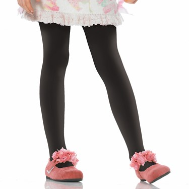 Opaque Tights (Black) Child