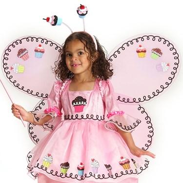 Cupcake Fairy Wings