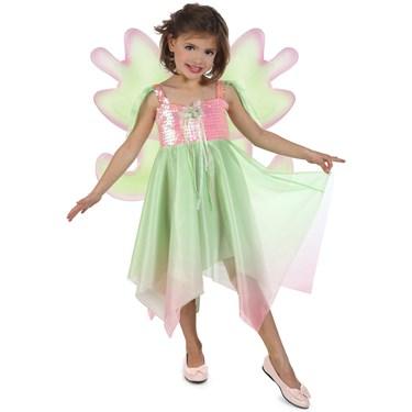 Spring Fairy Child Costume