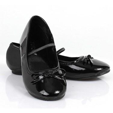 Ballet Flats (Black) Child