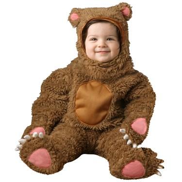 Bear Deluxe Infant / Toddler Costume
