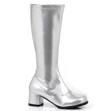 Gogo Boots (Silver) Child