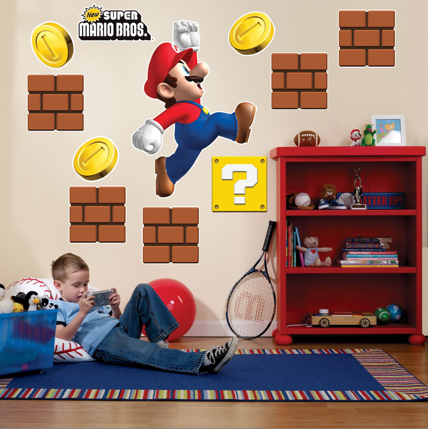 Baby Mickey Mouse Wall Stickers