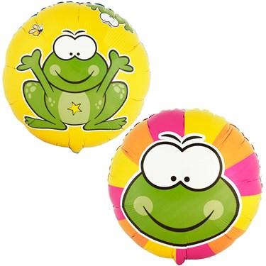 Froggie Fun Foil Balloon