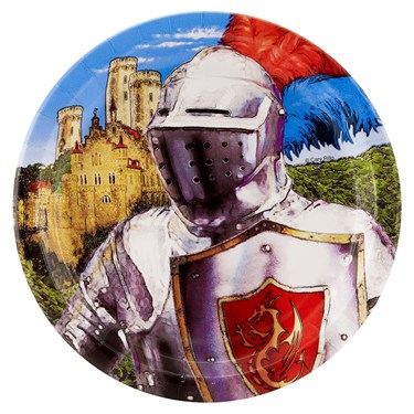 Knight Dessert Plates